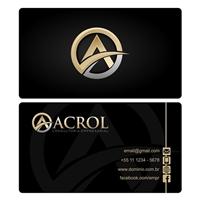 ACROL CONSULTORIA EMPRESARIAL LTDA, Logo e Identidade, Contabilidade & Finanças