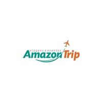 AmazonTrip Viagens e Eventos, Logo e Identidade, Viagens & Lazer