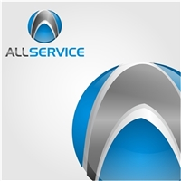 All Service Ltda, Logo e Identidade, Consultoria de Negócios