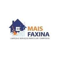 MaisFaxina Campos, Logo e Identidade, Limpeza & Serviço para o lar