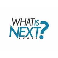Acorp do Brasil - What is next?, Logo e Identidade, Tecnologia & Ciencias