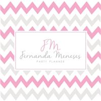 Fernanda Meneses - Party Planner, Logo e Identidade, Planejamento de Eventos