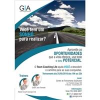 Team Coaching Life, Peças Gráficas e Publicidade, Educação & Cursos