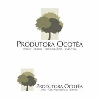 Produtora Ocotéa, Logo e Identidade, Artes, Música & Entretenimento