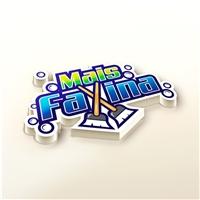 MaisFaxina Campos-Rj, Logo e Identidade, Limpeza & Serviço para o lar