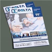 Delta Contabilidade, Peças Gráficas e Publicidade, Contabilidade & Finanças