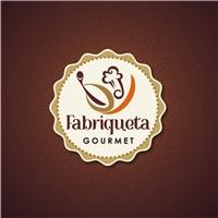 Fabriqueta Gourmet, Logo e Identidade, Alimentos & Bebidas