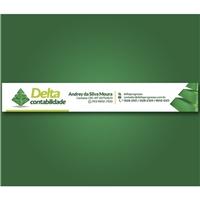 ASSINATURA DE E-MAIL, Logo e Identidade, Contabilidade & Finanças