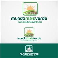 Mundo Mais Verde, Logo e Identidade, Alimentos & Bebidas