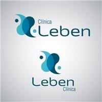 Clínica Leben, Logo e Identidade, Saúde & Nutrição