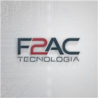 F2AC / PRODUTOS/SERVIÇOS DE TECNOLOGIA, Logo e Identidade, Tecnologia & Ciencias