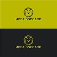 M Moda Onboard, Logo e Identidade, Roupas, Jóias & acessórios
