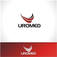 UROMED , Logo e Identidade, Saúde & Nutrição