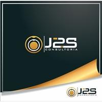 J2S CONSULTORIA, Logo e Identidade, Contabilidade & Finanças