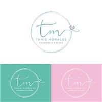 Thais Morales Fotografia, Logo e Identidade, Fotografia