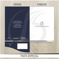 DR. FELIPE ANTONIO DE REZENDE, Logo e Identidade, Saúde & Nutrição