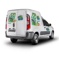 Green COCO, Peças Gráficas e Publicidade, Alimentos & Bebidas