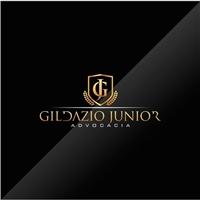 GILDAZIO JUNIOR, Logo e Identidade, Advocacia e Direito