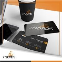HD Motos, Logo e Identidade, Automotivo