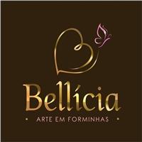 Bellícia - Arte em Forminhas, Logo e Identidade, Outros