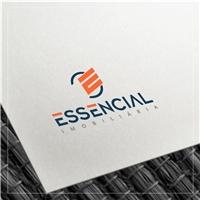 essencial imobiliária, Logo e Identidade, Imóveis