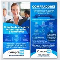 CompraS/A, Peças Gráficas e Publicidade, Computador & Internet