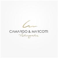 Camargo & Marcotti Advogados, Logo e Identidade, Advocacia e Direito
