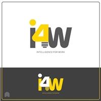 i4w (Intelligence for Work), Logo e Identidade, Tecnologia & Ciencias