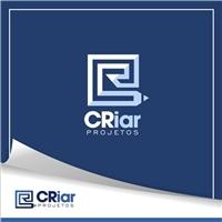 CRiar Projetos, Logo e Identidade, Construção & Engenharia