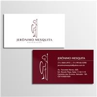 Jerônimo Mesquita Advogados, Logo e Identidade, Advocacia e Direito