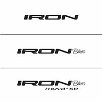 Iron Bikes, Logo e Identidade, Outros