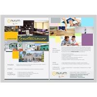 AURUM CONSTRUTORA FOR HOME, Peças Gráficas e Publicidade, Construção & Engenharia