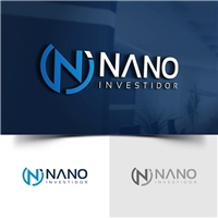 Nano Investidor, Logo e Identidade, Contabilidade & Finanças