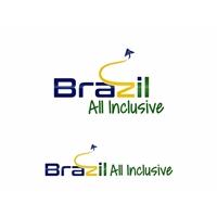 Brazil All Inclusive, Logo e Identidade, Viagens & Lazer