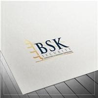 BSK Security - Consultoria e Assessoria Empresarial, Logo e Identidade, Consultoria de Negócios