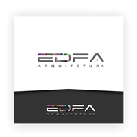 EDFA ARQUITETURA, Logo e Identidade, Arquitetura