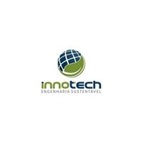 Innotech Engenharia Sustentável, Logo e Identidade, Construção & Engenharia