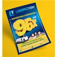 UBERCASH Promotora de Crédito, Peças Gráficas e Publicidade, Contabilidade & Finanças