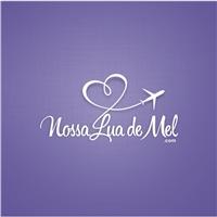 Nossa Lua de Mel.com, Logo e Identidade, Viagens & Lazer