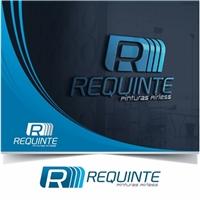Requinte- Pinturas Airless, Logo e Identidade, Construção & Engenharia