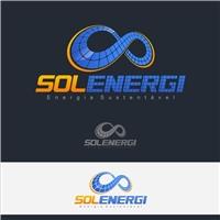 Solenergi, Logo e Identidade, Metal & Energia