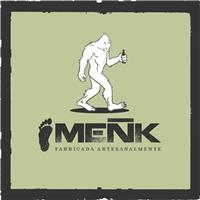 Meñk Bier / Cervejaria, Logo e Identidade, Alimentos & Bebidas