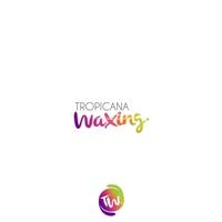 Tropicana Waxing, Logo e Identidade, Beleza