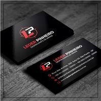 Leder Pinheiro Despachante de Armas, Logo e Identidade, Segurança & Vigilância