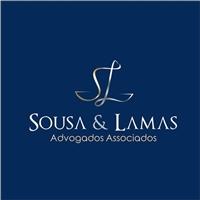 Sousa &  Lamas Advogados Associados, Logo e Identidade, Advocacia e Direito