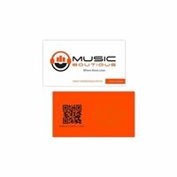 Music Boutique , Logo e Identidade, Música