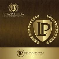 Luciana Pereira Advocacia Especializada, Logo e Identidade, Advocacia e Direito