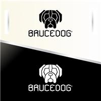 Bruce Dog, Logo e Identidade, Animais