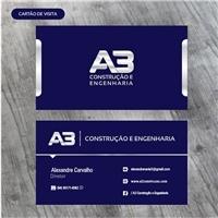 A3 Construção e Engenharia , Logo e Identidade, Construção & Engenharia