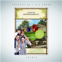 Residencial Pomar de Maricá, Peças Gráficas e Publicidade, Imóveis
